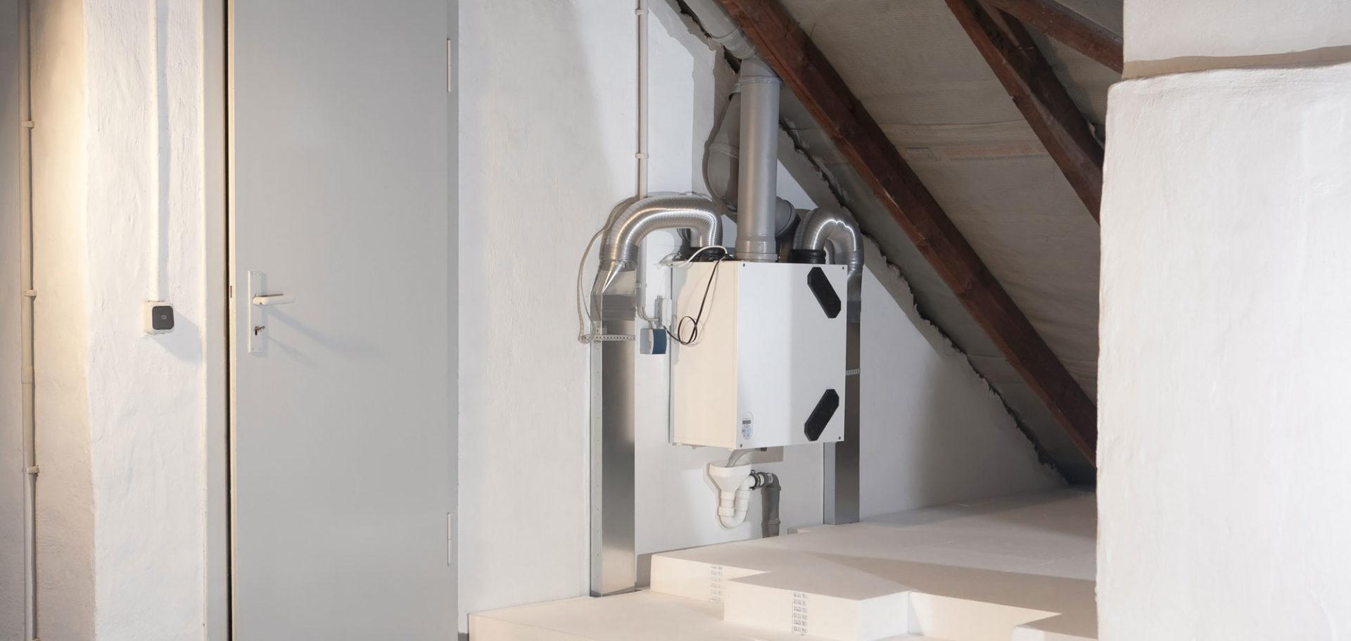 Kontrollierte Wohnraum Lüftung Kwl Schönfeld Gmbh Sanitär Heizung