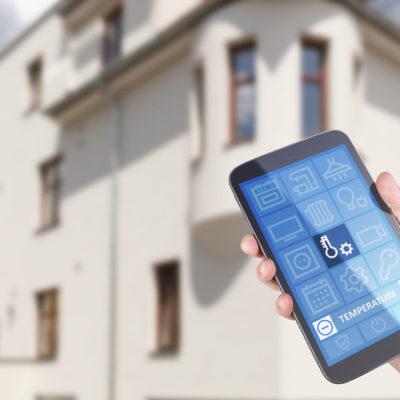 Smart Home Haustechnik